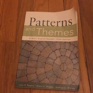 Patterns and Themes Textbook